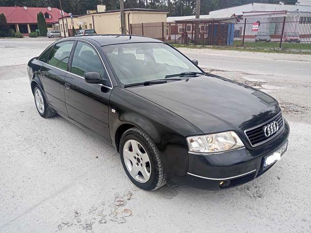 Audi a6 c5 2.4 z gazem
