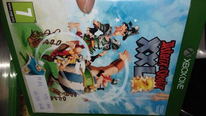 Asterix i obelix xbox one, sklep Tychy - image 1