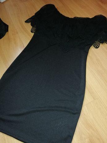 """""""Mała czarna"""", czarna sukienka"""