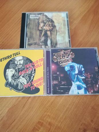 Jethro Tull 3 CD