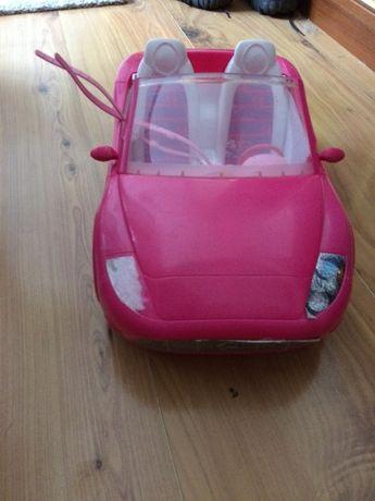 Samochód firmowy Barbie