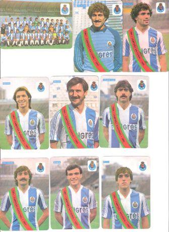 """Calendários #21 """"Futebol Clube do Porto Campeão 1984/85"""" 1986"""