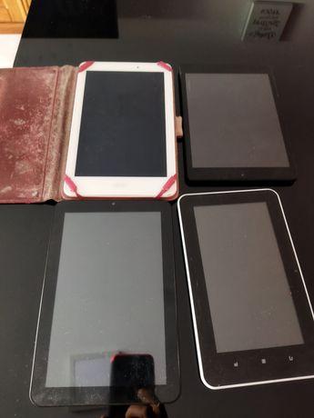Tablets para peças