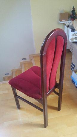Krzesło drewniane 4szt