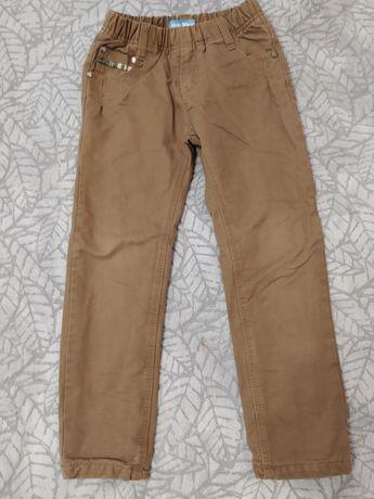 Теплі брюки р128