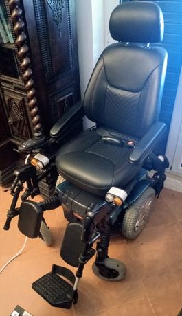 Cadeira eléctrica de mobilidade Stannah Supra