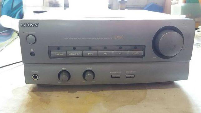 Amplificador de Som - SONY