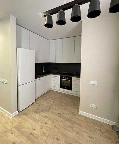 ParkLand, 1 комнатная квартира с ремонтом и мебелью, м.Васильковская