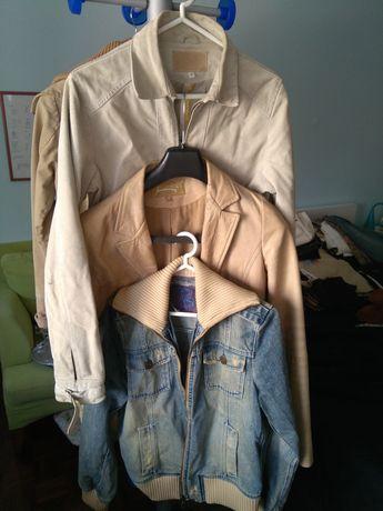 Blusões e casacos