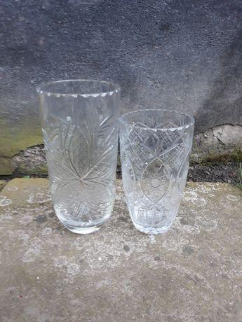 Кришталева ваза(2 штуки)