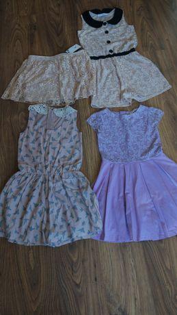 Nowa Sukienka kombinezon spódnica 140 Rare London