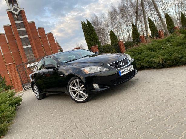 Lexus IS220 XENON Nawigacja DVD 18' felgi PRZEBIEG 150 000km zamiana