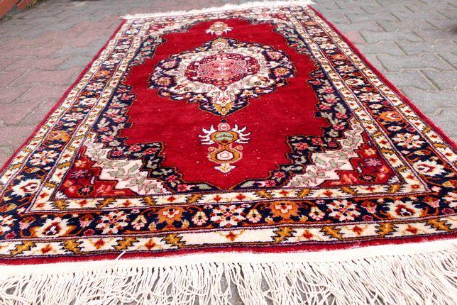 Sprzedam dywan wełniany Orientalny ręcznie tkany 180/95