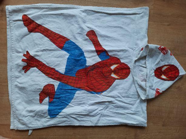SPIDER MAN poncho ręcznik z kapturem 140*62 cm Kraków