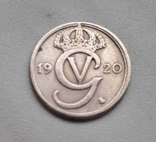 24) SZWECJA - 10 Ore - 1920 r.