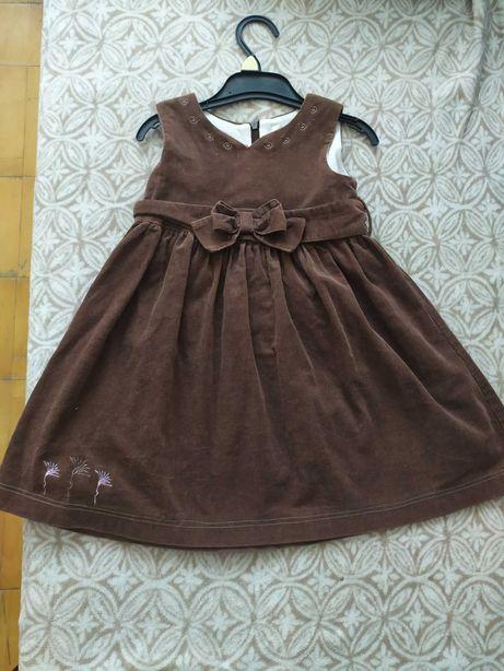 Sukienka  dla dziewczynki Wójcik r.92