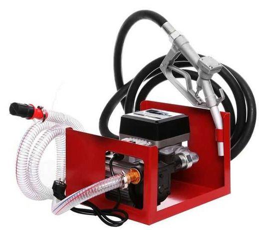 Bomba de Transfega para Gasóleo elétrica com contador