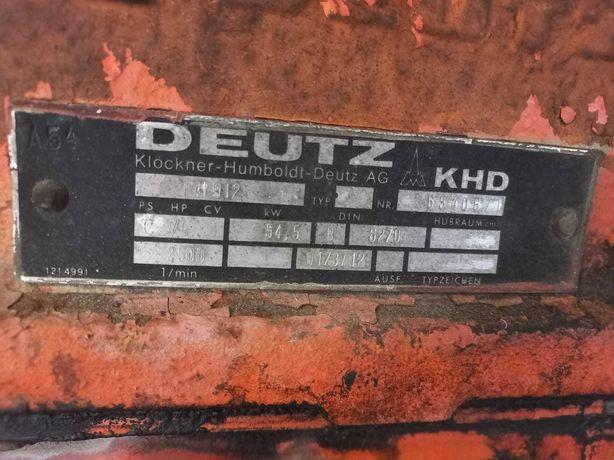 Silnik deutz 912