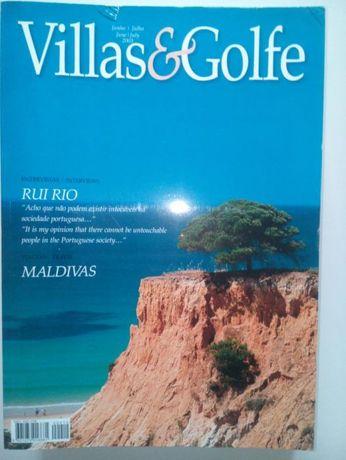 Villas e golfe