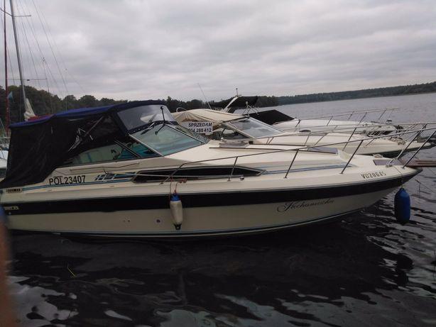 łódź motorowa Sea ray v270 2x180 Km, turbodiesel.