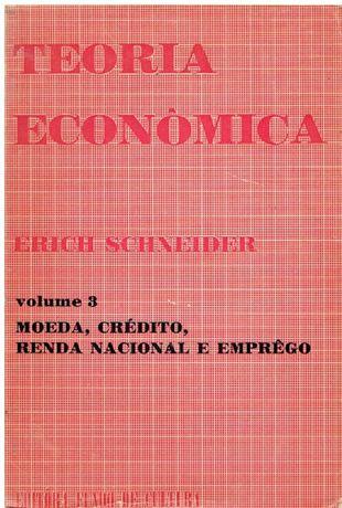 5894 Teoria Econômica (Vol. 3) – de Erich Schneider
