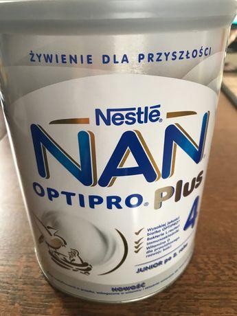 Nowe mleko NAN 4 puszka 800g