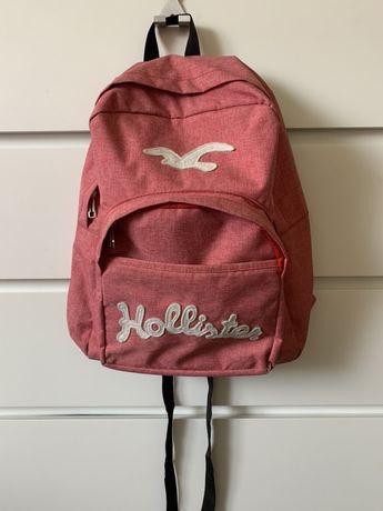 -70% Hollister California plecak bag shopper logowany zalando