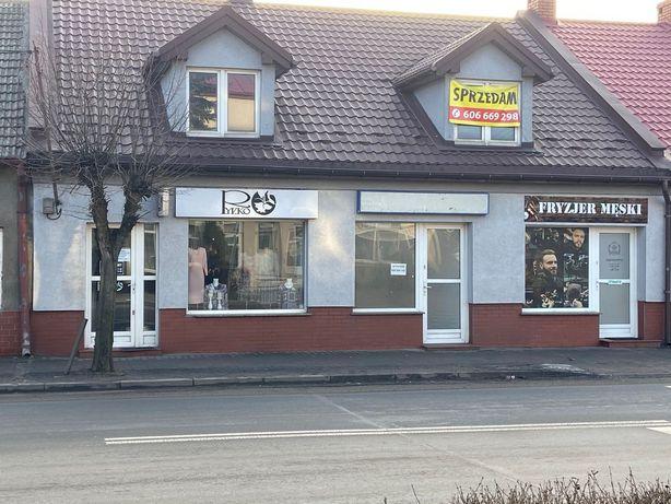NOWA CENA Sprzedam budynek pod działalność na Kościuszki w Pajecznie