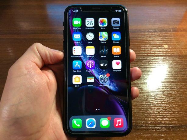 iPhone XR 64GB Black Neverlock отличное состояние!