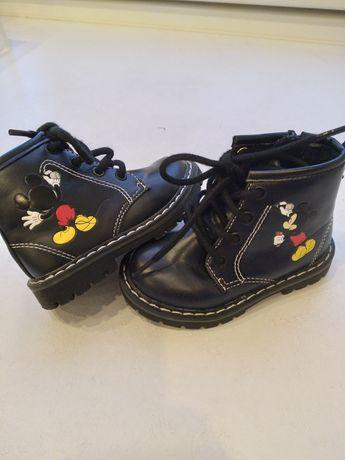 Продам детские ботиночки  ZARA. Новые.  Размер 10. 350 грн.