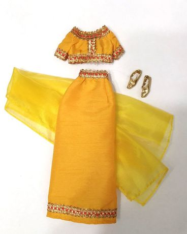 Одежда аутфит коллекционной барби barbie Индия