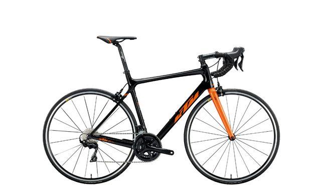 Rower KTM REVELATOR 4000 55CM Black Orange 2020