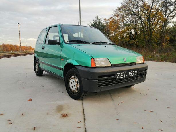 Fiat Cinquecento 700cm pierwszy właściciel super stan Zamiana