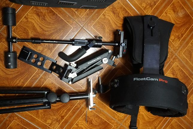 Floatcam Pro fc8 gimbal, stabilizator canon c100 dslr inne