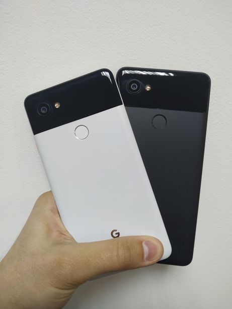 Google Pixel 2XL 4/64gb Just Black Black & White ИДЕАЛ!!!