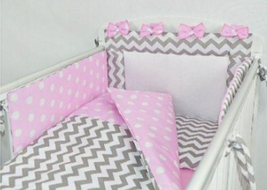 Sprzedam zestaw do łóżeczka, firmy LARGO pościel 120x90 jak nowy