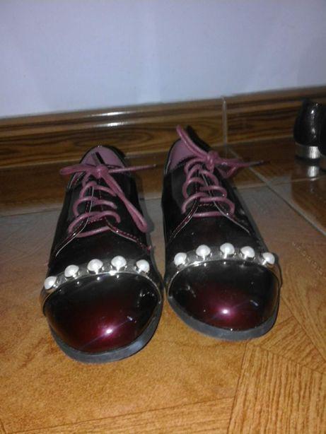 Sapatos meia estação