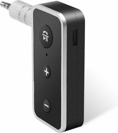 Хит! AUX Bluetooth 5.0 адаптер BT510 jack 3,5 мм с аккумулятором.
