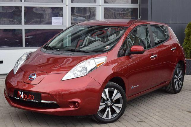 Nissan Leaf Автомобиль