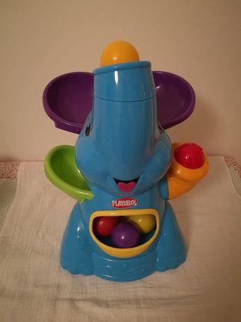 Brinquedos didáticos de criança