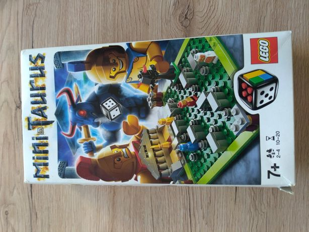 Gra przestrzenna Lego klocki MiniTaurus