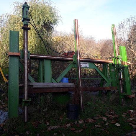 Prasa do drewna Mocna