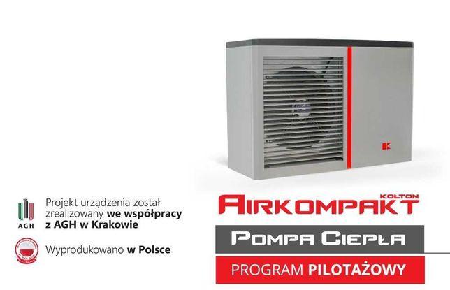 Pompa Ciepła firmy Kołton