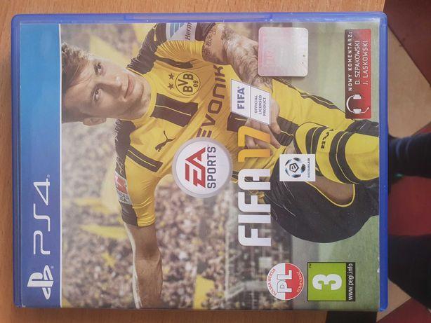 Fifa 17 PS4 stan idealny