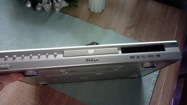 Bellagio odtwarzacz dvd model P807, używane