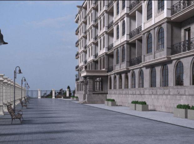 Двухкомнатная квартира! Первая линия от моря! Рассрочка без удорожания