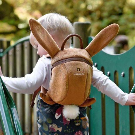 LITTLELIFE plecaczek plecak ze smycza królik zajac