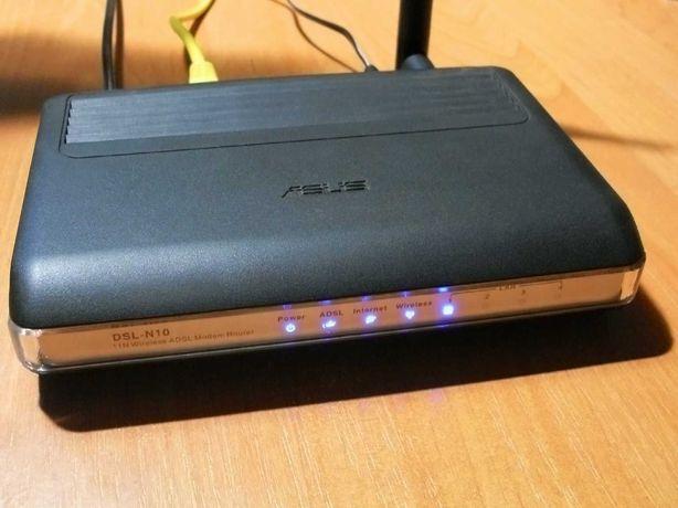Роутер ASUS (Ethernet WAN)
