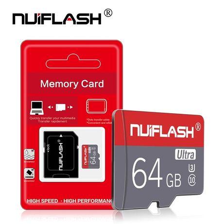 Безкоштовна доставка Micro sd 64gb карта пам'яті