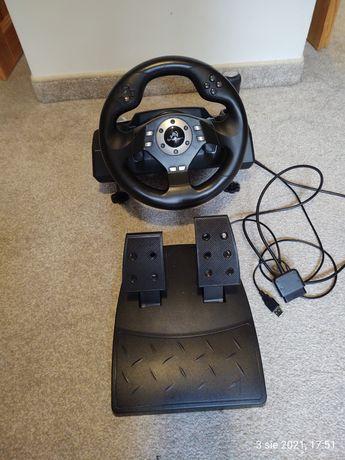 Kierownica z wibracjami tracer/gtr/USB/PS2/PS3